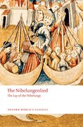 Cover for The Nibelungenlied