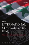Cover for The International Struggle Over Iraq