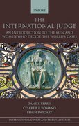 Cover for The International Judge