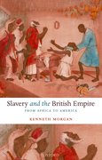 Cover for Slavery and the British Empire