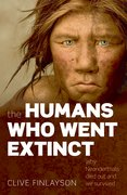 Cover for The Humans Who Went Extinct