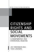 Cover for Citizenship Rights and Social Movements