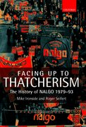 Cover for Facing Up to Thatcherism