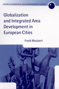 Cover for Globalization and Integrated Area Development in European Cities