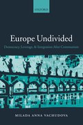 Cover for Europe Undivided