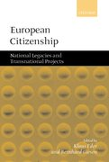 Cover for European Citizenship