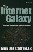 Cover for The Internet Galaxy
