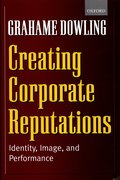 Cover for Creating Corporate Reputations