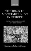 Cover for The Road to Monetary Union in Europe