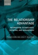 Cover for The Relationship Advantage