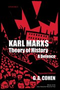 Cover for Karl Marx's Theory of History - 9780199242061