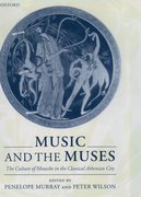 Cover for Music and the Muses