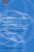 Cover for Abortion Politics, Women