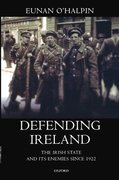 Cover for Defending Ireland