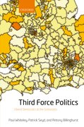 Cover for Third Force Politics
