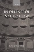 Cover for In Defense of Natural Law