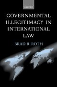 Cover for Governmental Illegitimacy in International Law