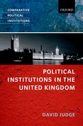 Cover for Political Institutions in the United Kingdom