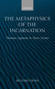 Cover for The Metaphysics of the Incarnation