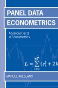 Cover for Panel Data Econometrics