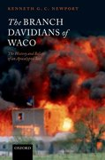 Cover for The Branch Davidians of Waco