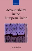 Cover for Accountability in the European Union