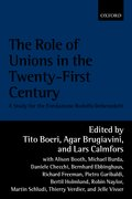 Cover for The Role of Unions in the Twenty-first Century