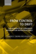 Cover for From Control to Drift