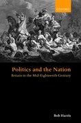 Cover for Politics and the Nation