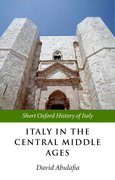 Cover for Italy in the Central Middle Ages