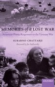 Cover for Memories of a Lost War