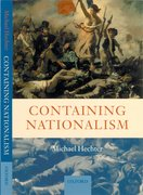 Cover for Containing Nationalism