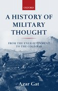 Cover for A History of Military Thought