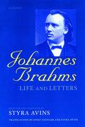 Cover for Johannes Brahms