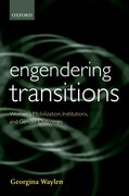 Cover for Engendering Transitions