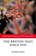 Cover for The British Isles Since 1945