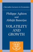 Cover for Volatility and Growth