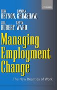 Cover for Managing Employment Change
