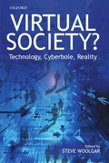 Cover for Virtual Society?