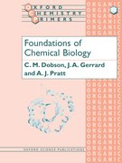 Cover for Foundations of Chemical Biology