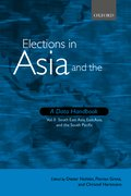 Cover for Elections in Asia and the Pacific : A Data Handbook