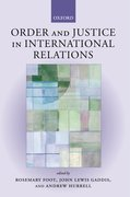 Cover for Order and Justice in International Relations