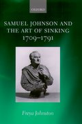 Cover for Samuel Johnson and the Art of Sinking 1709-1791