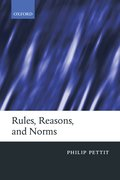 Cover for Rules, Reasons, and Norms