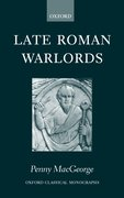 Cover for Late Roman Warlords