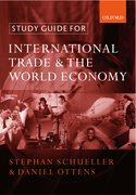 Cover for Study Guide for International Trade and the World Economy