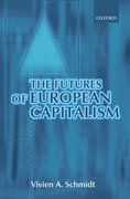 Cover for The Futures of European Capitalism