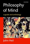 Cover for Philosophy of Mind