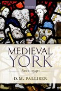 Cover for Medieval York