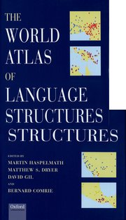 Cover for The World Atlas of Language Structures